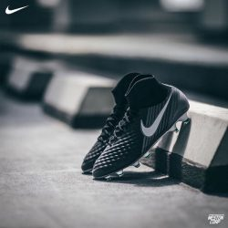 [WESTON CORP] Nike Magista Obra II FG Pitch Dark Pack🌑 Available Now At All Weston Stores And Goal@313 Free Customisation