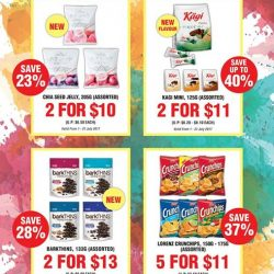 [CHOCSPOT] For the month of July, you can purchase these selected items at special prices with only a minimum nett spent