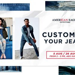 [American Eagle Outfitters] The month of August is gonna be exciting!