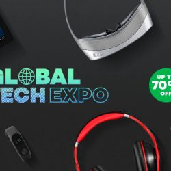 [Lazada Singapore] Check out the Global Tech Expo and get up to 70% off more than 500+ overseas deals with FREE delivery!