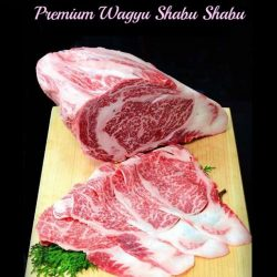 "[Magosaburo] Premium Wagyu Beef ""Shabu Shabu"" will make you smile and make you feel warm from bottom of the heart❤❤We"