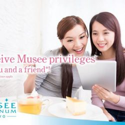 [Couple Lab] Enjoy Musee more with your BFF in tow!