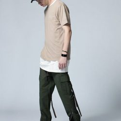 [Chocoolate --- i.t Labels Singapore] More ways than one to rock the khaki look.