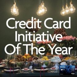 [UOB ATM] We're proud to announce that UOB YOLO has been awarded Credit Card Initiative Of The Year by the Asian
