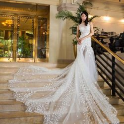 [Silhouette The Atelier] Wedding Theme Display | Bridal Showcase | Exclusive On-day Offers | Full BuffetThe Fullerton Hotel Singapore presents an underwater wedding show