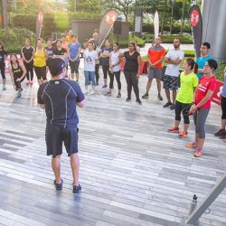 [Under Armour Singapore] Start your week right, join us for a series of TRX workouts every Tuesday at ArmourAtThePark.