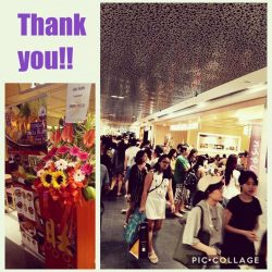 [Ginza Bairin] Ginza Bairin would like to thank you all for joining us on celebrating our 8yrs anniversary!