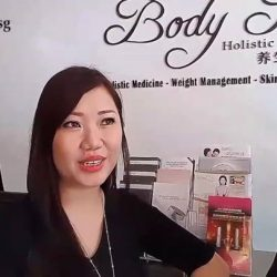 [Body Inc. Integrated Medicine] Amy lost 6kg in 21days, have less craving now and feel healthier.