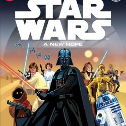 [Junior Page] Star Wars: A New Hope Activity Book$7.