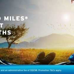 [Citibank ATM] Earn 42,000 Miles* in just 2 months with your Citi PremierMiles Visa Card and get to your next destination