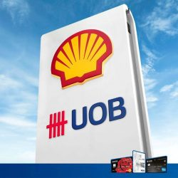 [UOB ATM] Pump up with UOB Cards for greater savings at Shell!