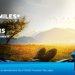 [Citibank ATM] Earn 42,000 Miles* in just 2 months with your Citi PremierMiles Visa Card.