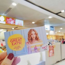 [VivoCity] Have you collected your Passport to Eat yet?
