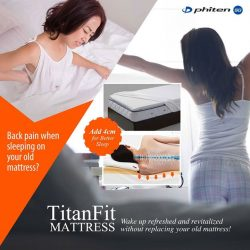 [Phiten Shop] Trouble sleeping because of your uncomfortable mattress?