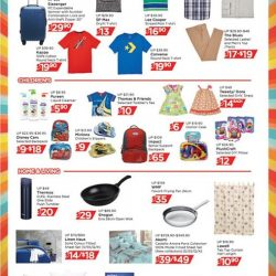 [BHG Singapore] Enjoy storewide discount at BHG Tampines TODAY 8 July(SAT) and TOMORROW 9 July(SUN) only!
