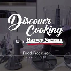 [Harvey Norman] No matter your cooking style and preferences, HarveyNormanSG, with the biggest available range of kitchen appliances in town, is the