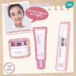 [Watsons Singapore] Keeping shining as YOU are THE beacon of LIGHT!