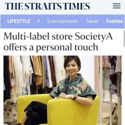 [SocietyA - Shoes & Accessories Lounge] SocietyA on engagement and personal touch to customers.