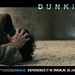 [Shaw Theatres] Shot almost entirely with IMAX cameras, see DUNKIRK the way Christopher Nolan intended.