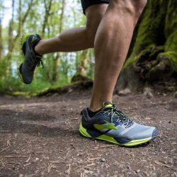 [Key Power Sports] Brook's Cascadia 12 offers stability system to be more flexible, allowing you to feel more agile on the trail