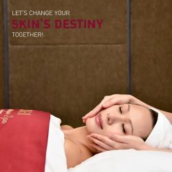 [SK-II Boutique Spa] Let us help you change your Skin's Destiny and achieve healthy glowing skin.