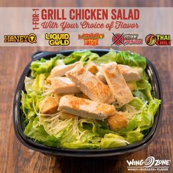 [Wing Zone Singapore] Got a craving for something healthy?