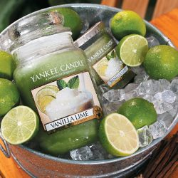 [Yankee Candle] Last chance to buy Vanilla Lime at 25% off.