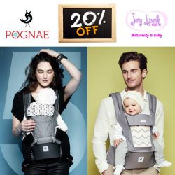 [JOY LUCK CLUB MATERNITY & BABY] POGNAE SALE 20% off starting today!