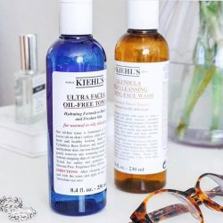 [Kiehl's Singapore] Give skin a freshstart for the week ahead!
