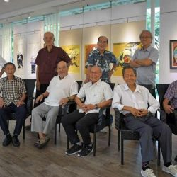 [Ode to Art] A new exhibition here in Singapore on local modern art pioneers, including our very own Choy Weng Yang until July