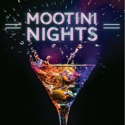 [Wooloomooloo Steak House] One-for-one on MOOtini Nights, baby!
