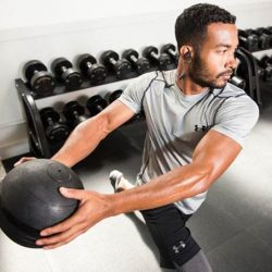 [Connect-IT by Jade Gift Shop] Train harder with Under Armour® Sport Wireless – Engineered by JBL®.