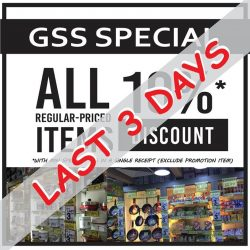 [JAPAN HOME Singapore] It's the LAST 3 DAYS of our Great Singapore Sale!