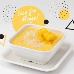 [Food Republic] Treat yourself to a sweet and tangy Mango Sago with Pomelo this August!