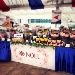 [Noel Gifts] We are at NTU Convocation Fair!
