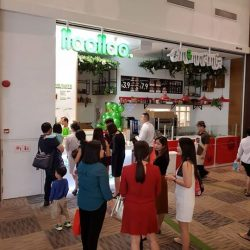 [llaollao Singapore] You can now satisfy your llaollao cravings at our latest store at Changi City Point 01-42!