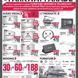 [Harvey Norman] DOUBLE REBATE on Energy Efficient and Water Saving Products continues at HarveyNormanSG!