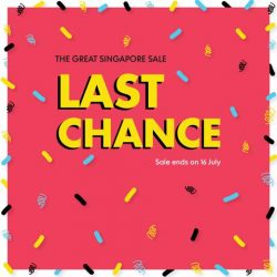 [Early Learning Centre] The frenzy is on - last 5 days till the end of our GSS!