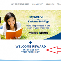 [Kai Joo Optometry by OJO] We are proud to collaborate with J&J Acuvue eyecare for the launch of MyAcuvueApp.