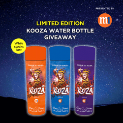 [M1] Get a free limited edition KOOZA water bottle when you sign up or re-contract on selected plans.
