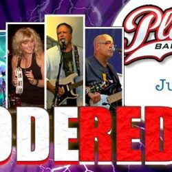 [Code Red] Code Red is excited to return to one of our favorite new places to play, Players Bar & Grill in Woodstock.