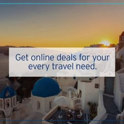[Citibank ATM] Whether it's the ultimate holiday you are planning or just a quick weekend getaway, we have great online travel