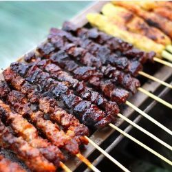 [CÉ LA VI] Our crowd-favorite Satays are back and just in time for Singapore's National Day.
