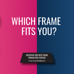 [Eyechamp Flagship] Wondering which frame is the best fit for you?