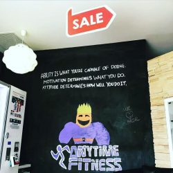 [Anytime Fitness] From today until the end of the month, get 10% off your membership packages!