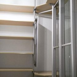 [BESGLAS SINGAPORE] ALUMIX System Wardrobe | With good, organized storage, you find what you are looking for immediately, deleting some frustration and save