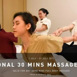 [Yunomori Onsen and Spa] 60/90 minutes massage is not sufficient?