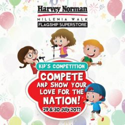 [OPPO] TheAsianParent and HarveyNormanSG present a weekend of family fun at Harvey Norman Millenia Walk Flagship Superstore!