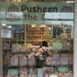 [Gifts Greetings] Pusheen in the house!