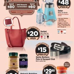 [BHG Singapore] BHG July Purchase-with-Purchase (7 - 23 July): Get to purchase these items at an unbeatable price* when you spend